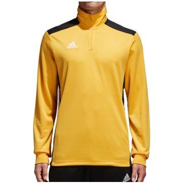 adidas SweaterREGI18 TR TOP - CZ8648 gelb