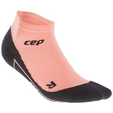 CEP Hohe SockenPastel Compression Low-Cut Socks Women rosa