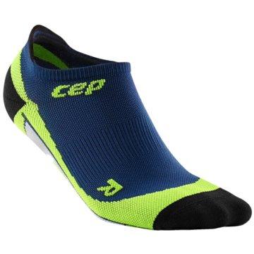 CEP Hohe SockenDynamic+ No Show Socks Women blau