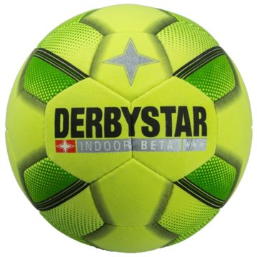 Derby Star BälleIndoor Beta gelb