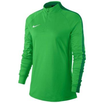 Nike LangarmshirtDry Academy 18 Dril LS Top Women grün