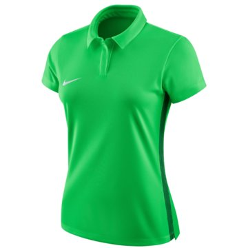Nike LangarmshirtsDry Academy 18 SS Polo Women grün