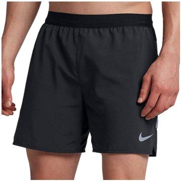 Nike Kurze HosenFlex 5 inch Distance Short schwarz