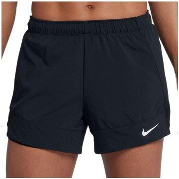 Nike Kurze HosenFlex 2-in-1 Short Women schwarz