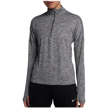 Nike LangarmshirtsDry Element HZ Women grau