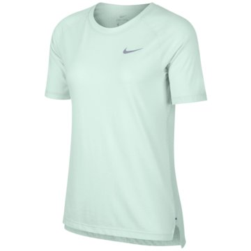 Nike T-ShirtsBreathe Tailwind Cool SS Top Women grün