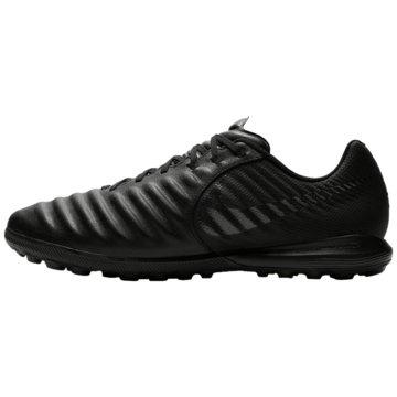 Nike Multinocken-SohleTiempo Lunar LegendX VII Pro TF schwarz
