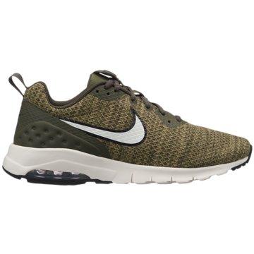 Nike Sneaker LowAir Max Motion grün