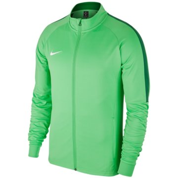 Nike SweatjackenDry Academy 18 Football Jacket grün