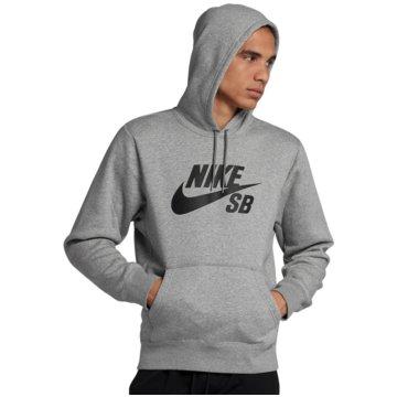 Nike Hoodies grau