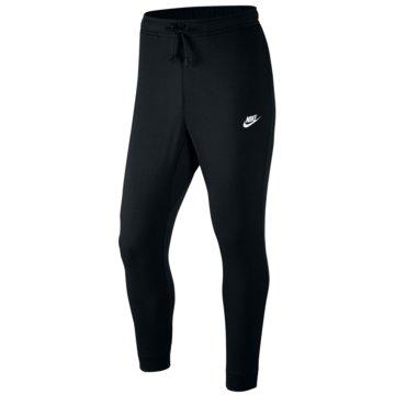 Nike HerrenClub Jogger FT Pant schwarz