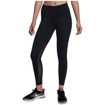 Nike DamenPower Pocket Lux Training Tight Women schwarz