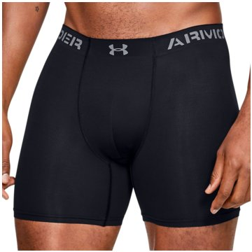 Under Armour Kurze HosenArmourVent Boxerjock 6 inch schwarz