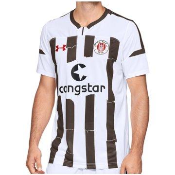 Under Armour HerrenFC St. Pauli Away Jersey 2018/2019 weiß