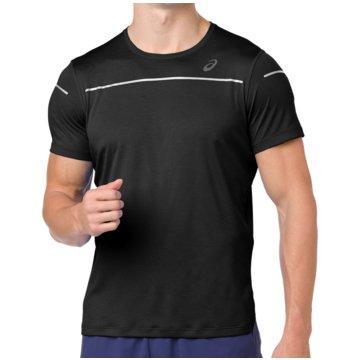 asics T-Shirts schwarz
