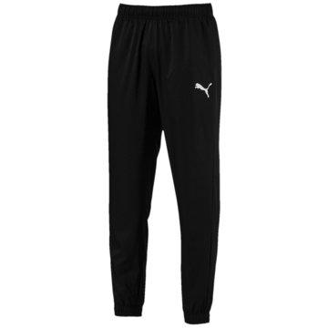 Puma HerrenActive Woven Pants schwarz