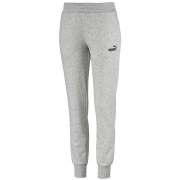 Puma DamenEssentials Sweat Pants Women grau