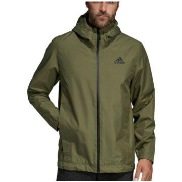 adidas ÜbergangsjackenBSC Climaproof Jacket grün