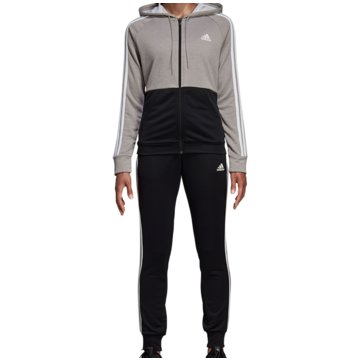 adidas TrainingsanzügeTrack Suit Game Time Women grau