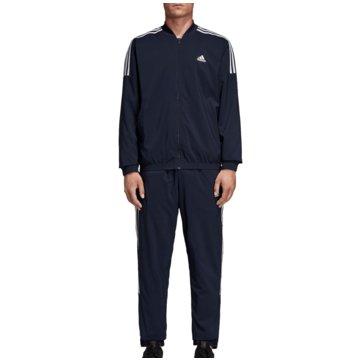 adidas TrainingsanzügeLight Woven Tracksuit blau