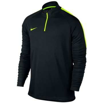 Nike SweaterDry Dril Top Academy schwarz