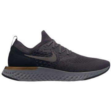 Nike RunningEpic React Flyknit grau