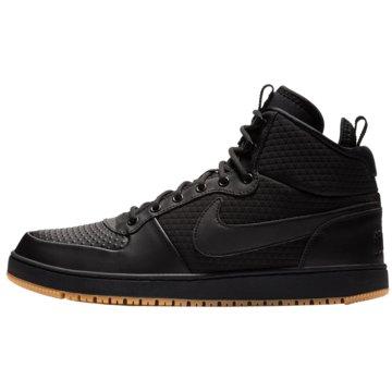 Nike Sneaker HighEbernon Mid Winter schwarz