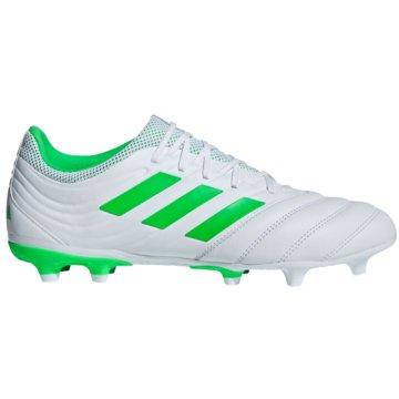 adidas Nocken-SohleCopa 19.3 FG Fußballschuh - BB9188 weiß