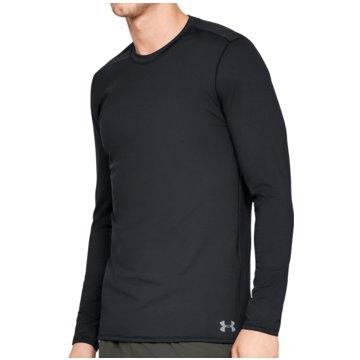 Under Armour Hemden schwarz