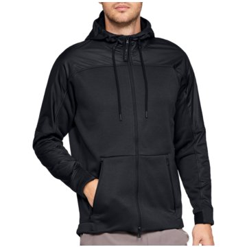 Under Armour HoodiesColdGear Storm Swacket schwarz