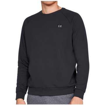 Under Armour SweaterRIVAL FLEECE CREW - 1320738 schwarz