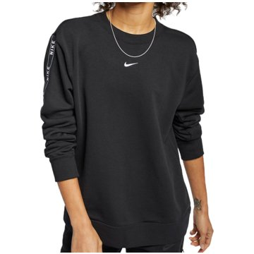 Nike SweatshirtsLogo Tape Crew Women schwarz