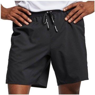 Nike Laufshorts schwarz