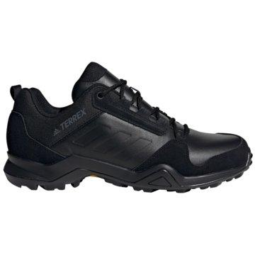 adidas Outdoor SchuhTerrex AX3 LEA schwarz