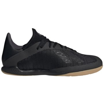 adidas Hallen-SohleX 19.3 IN schwarz