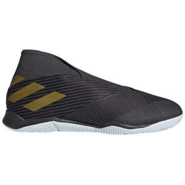 adidas Hallen-SohleNemeziz 19.3 LL IN schwarz