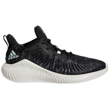 adidas RunningAlphabounce+ Parley Women schwarz
