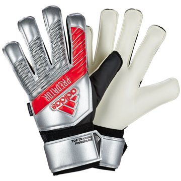 adidas TorwarthandschuhePredator Top Training Fingersave silber