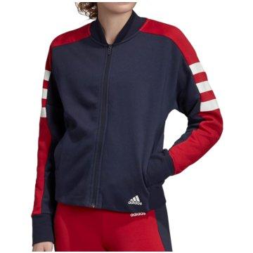 adidas ÜbergangsjackenSport ID Jacke Woman blau