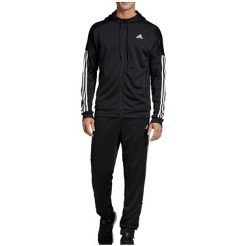 adidas TrainingsanzügeTrack Suit Game Time schwarz