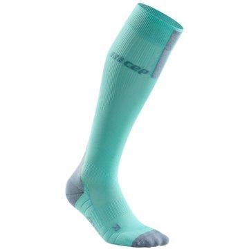CEP KniestrümpfeRun Compression Socks 3.0 Women türkis