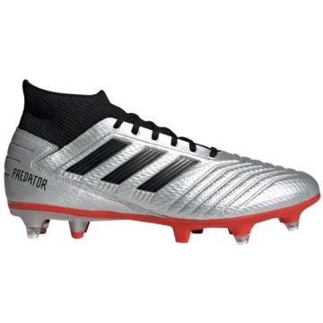 adidas Stollen-SohlePredator 19.3 SG silber