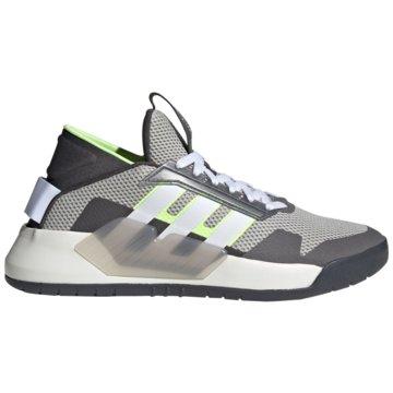 adidas Street LookBBall90s grau