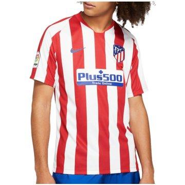 Nike Fan-TrikotsATLETICO DE MADRID 2019/20 STADIUM HOME - AJ5523-612 rot