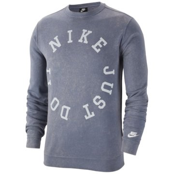 Nike SweatshirtsSportswear Washed Crew grau