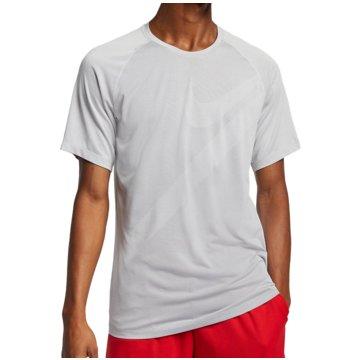 Nike T-ShirtsPro SS Top grau