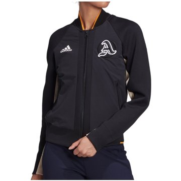 adidas TrainingsjackenVRCT Jacket Women schwarz