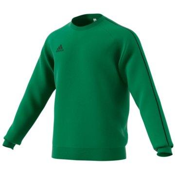 adidas SweatshirtsCore 18 Sweat Top grün