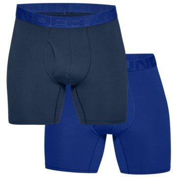 Under Armour BoxershortsRECOVERY SLEEPWEAR SHORT - 1329521 blau