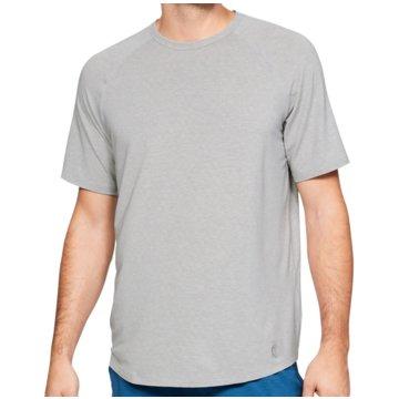 Under Armour UntershirtsAthlete Recovery Sleepwear SS Tee grau